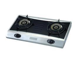 Het Kooktoestel van het Gas van de dubbel-Brander van de lijst/van het Platform