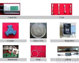 Spare Parts for Microwave Oven