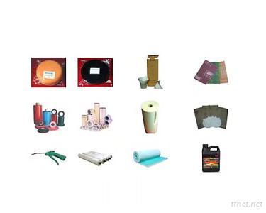 Consumable Materials for Motor Vehicle Repair