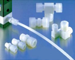 Het Materiaal van Fluororesin