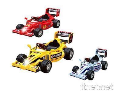Ride-on F1