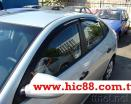 Window Deflectors, Rain Visor/Window Visors