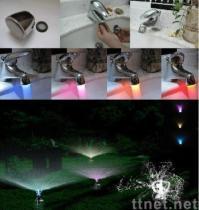 LED Garden Sprinkler / LED Faucet Light