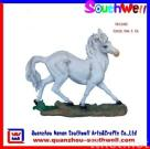 Polyresin Horse Sculpture