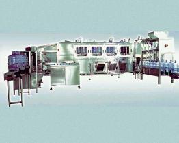 Materiaal van de Installatie van de Automaat van het water het Gehele