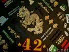 刺繍またはバッジのアップリケパッチの紋章のモチーフの鉄との3D群の熱伝達