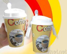 De Kop van de Koffie van de anti-brandwond