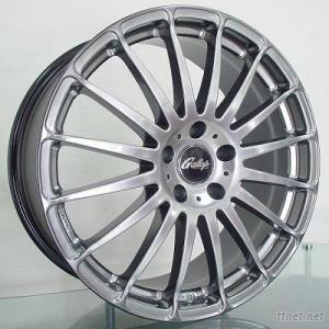 HTC Low-Pressure Casting Alloy Wheels