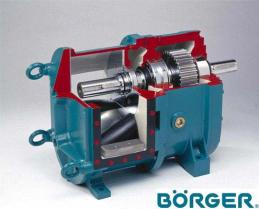 Boerger Rotary Lobe Pump