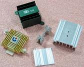 알루미늄 밀어남 전자 열 싱크