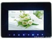 7 inch touch buttonDigital photo frame