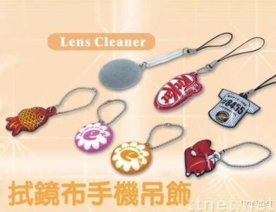 (Lens Cleaner)Mobile Strap