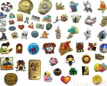 Pins & Badge