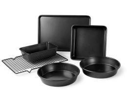 6 pcs Nonstick Bakeware Set