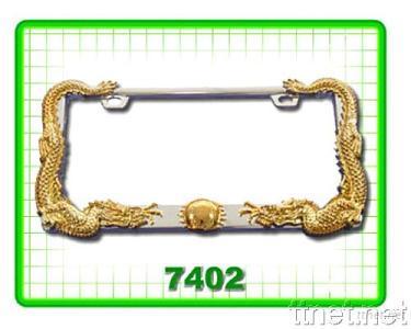Dragon License Frame