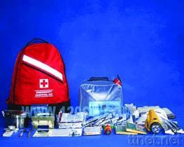 De Overlevingsuitrusting van de aardbeving