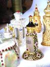 Metal Perfume Bottle