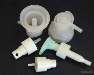 Plastic Bottle Valve and Nozzle