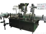 Automatic Liquid Medicine Filling & Capping Machine