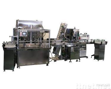 Automatic Liquid (Fruit juice) Filling & Capping Machine