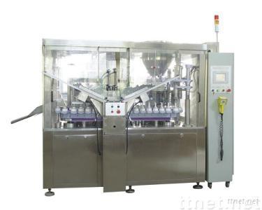 Soft Tube Filling & Sealing Machine