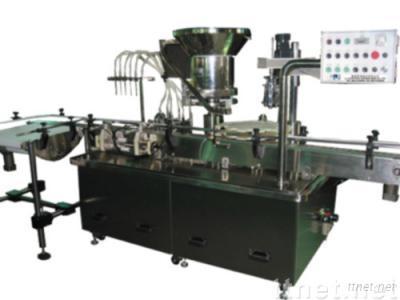 Automatic Liquid Medicine Filling & Capping Machine