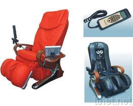 圧延のローラーのShiatsuのマッサージの椅子