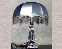Kristalltabellen-Lampen-Reihe