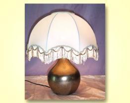 Keramische Tabellen-Lampen