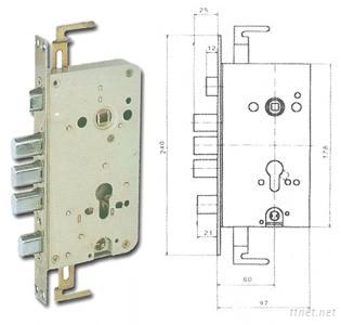 Mortise Safety Lock