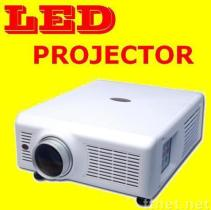 Geführter Projektor