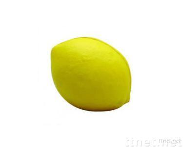 Lemon Fruit PU Stress Ball