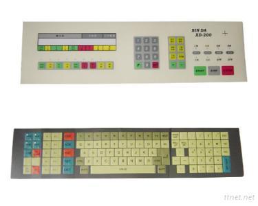 Membrane Keyboard Membrane Switch