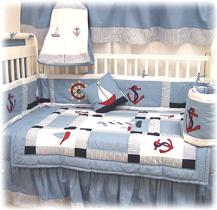 Crib/Baby Bedding Set