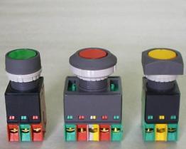 押しボタン式スイッチ