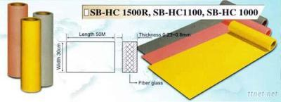 Heat Conductive Insulating Fiber Sheet