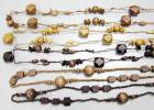 Wooden Bead Belt