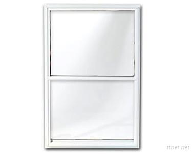 Double Hang Aluminium Windows
