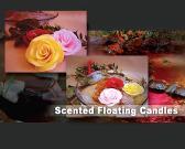 Duftende sich hin- und herbewegende Kerzen