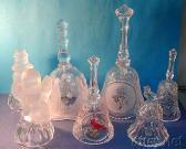 Kristallglas-Abendessen Bell