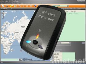 Регистратор данных Gosget Bluetooth GPS