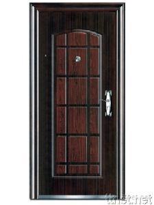 Steel Security Door Set