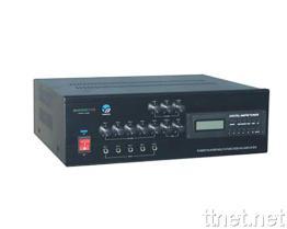 Amplifier + LCD Display Tuner
