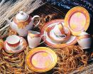 Ceramic Square Dinner Set