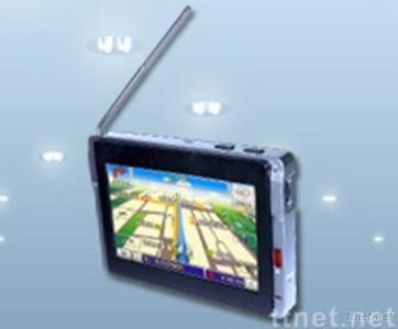 4.3' TFT LCD Portable DVB-T