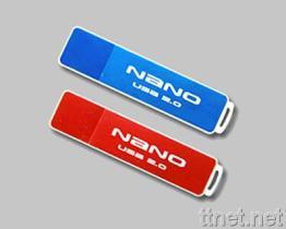 USBのフラッシュディスク