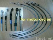 Corredo del tubo flessibile del freno di PTFE ss per i motocicli