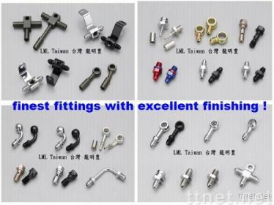 finest fittings with excellent finishing