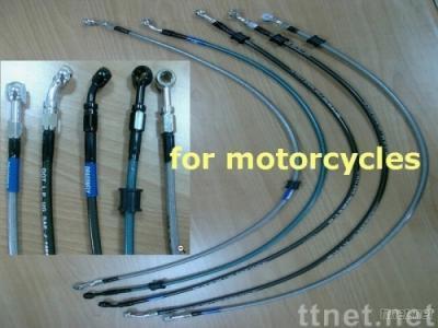 PTFE SS brake hose kit for motorcycles