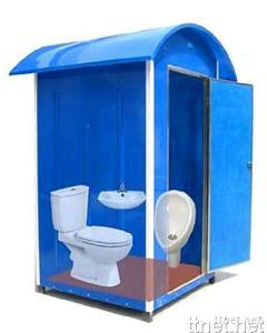 Etonnant Portable Toilet And Mobile Bathroom